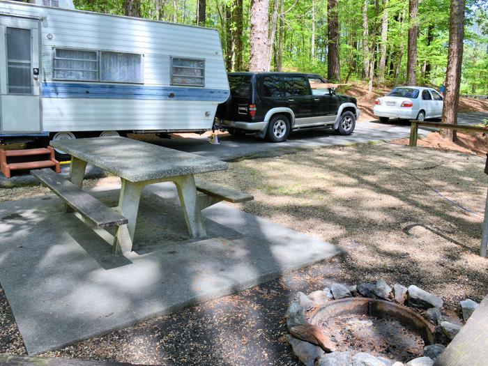 Payne Campground Site 054