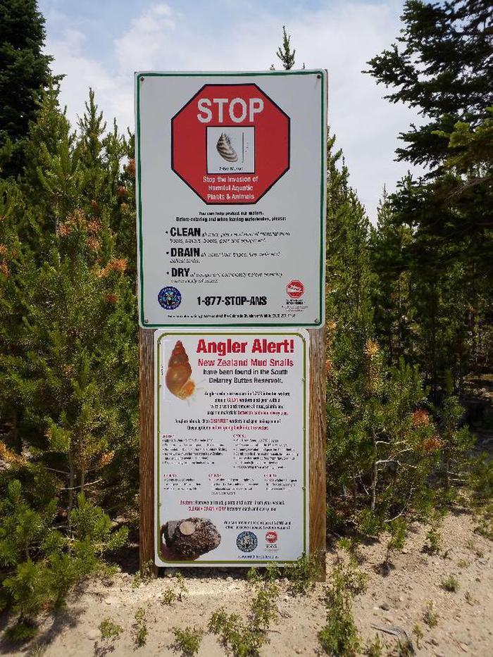 Big Creek Lakes Angler Alert Photo 1