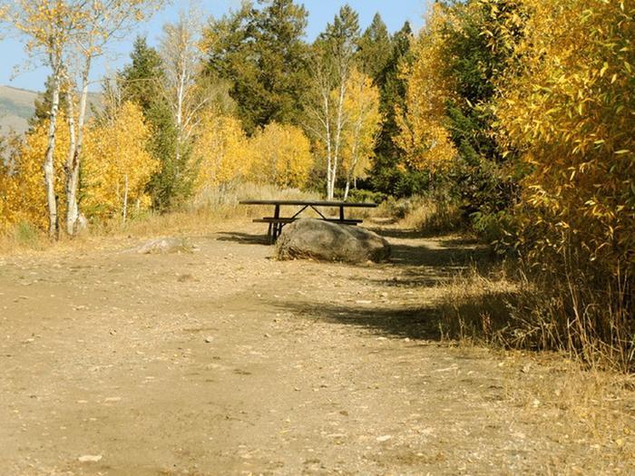 Elliott Creek CampgroundSite 10