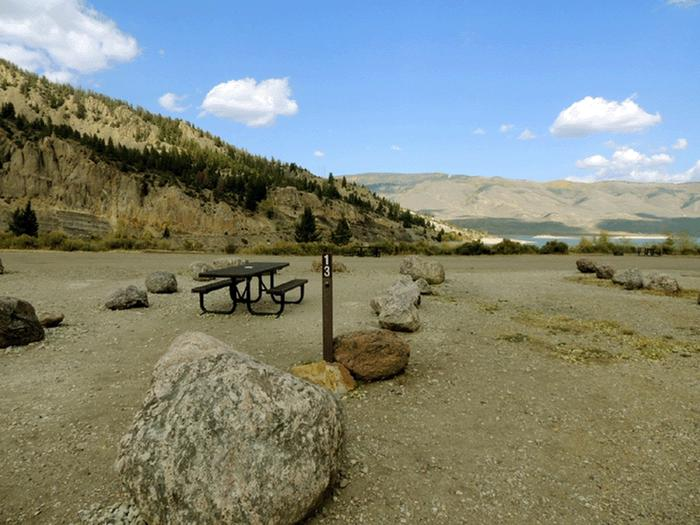 Elliott Creek CampgroundSite 13
