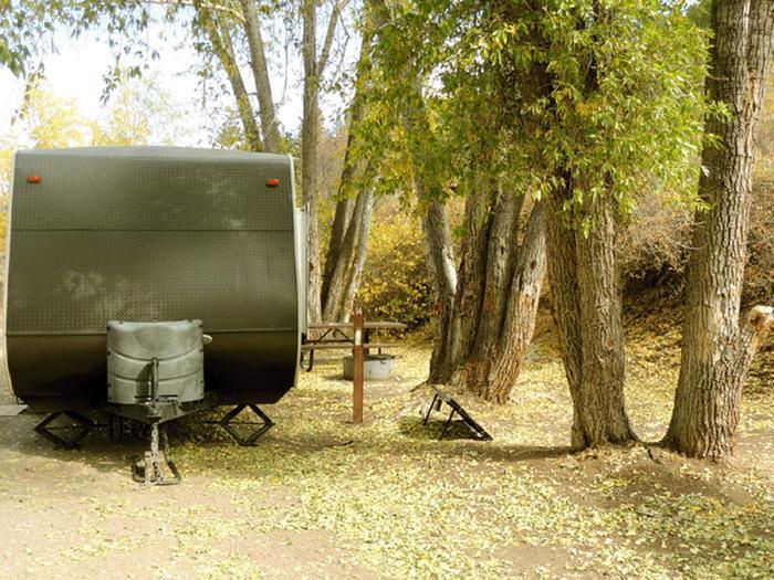 Elliott Creek CampgroundSite 14