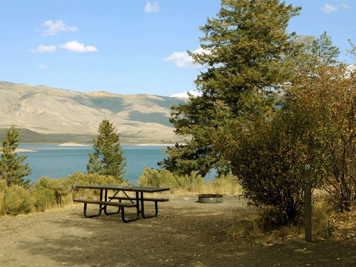 Elliott Creek CampgroundSite 19