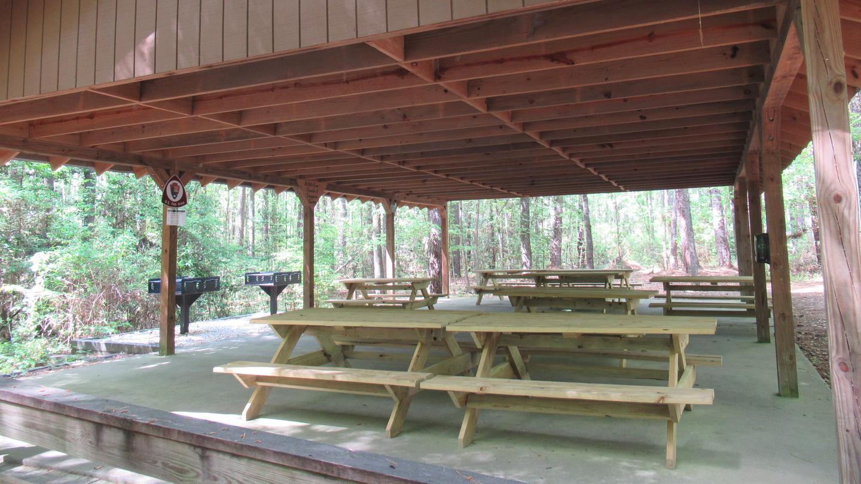 Congaree Picnic Shelter