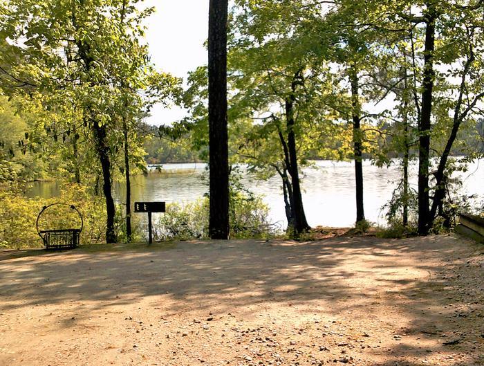 Site 7 lake view
