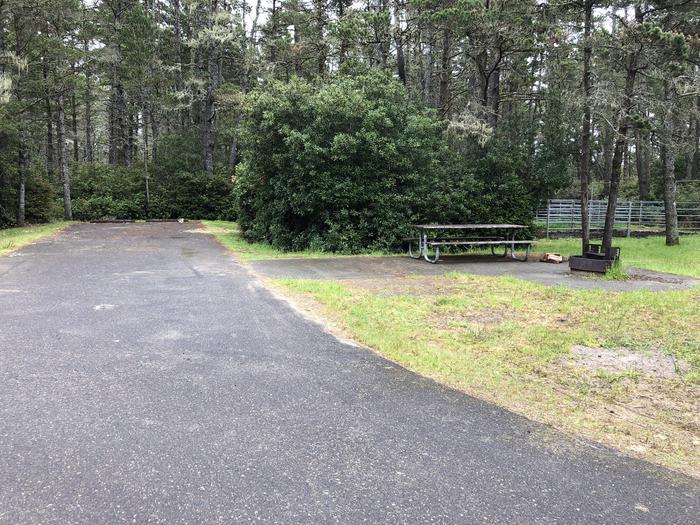 Wild Mare Campground Site #6
