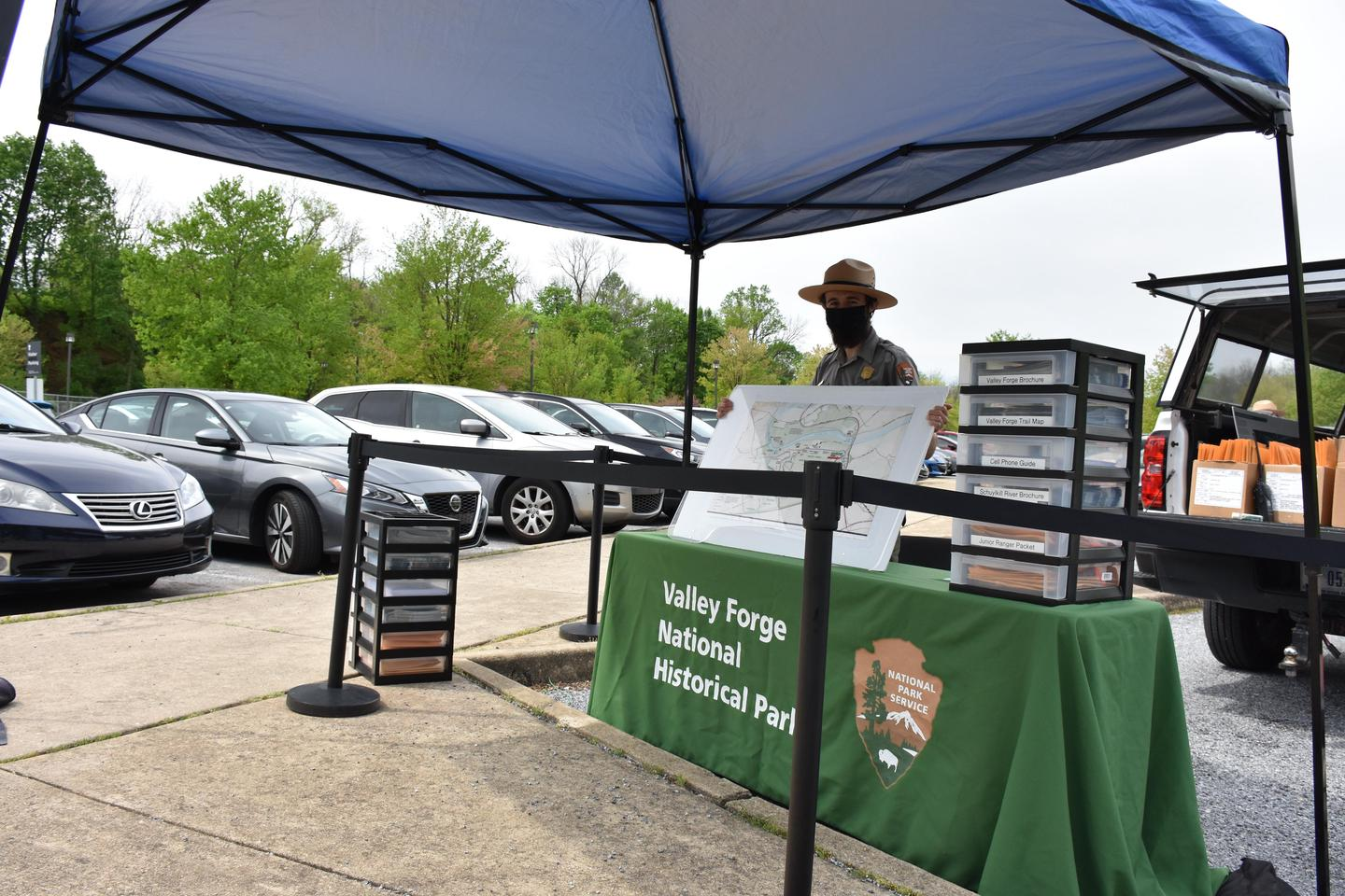 Preview photo of Visitor Information Station
