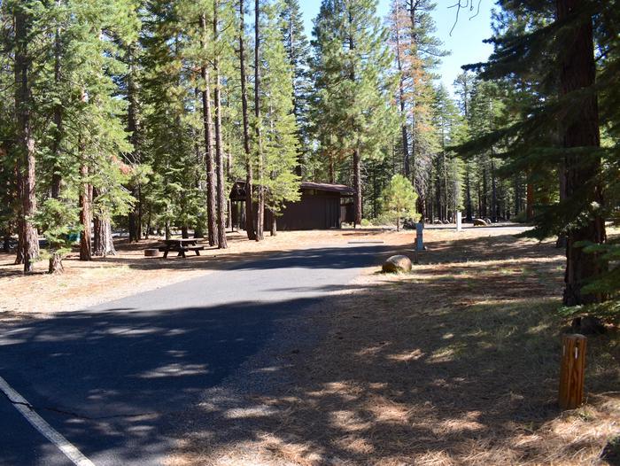 Site #1Merrill Campground, Site #1