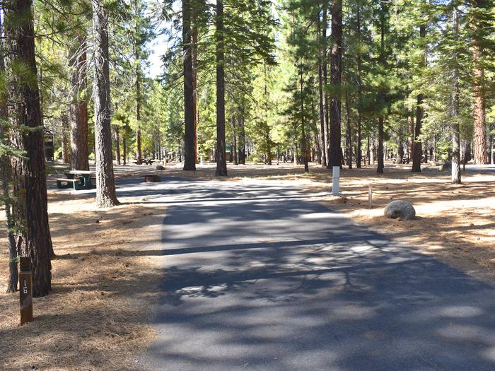 Site #16Merrill Campground, Site #16
