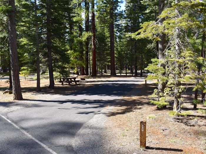 Site #20Merrill Campground, Site #20