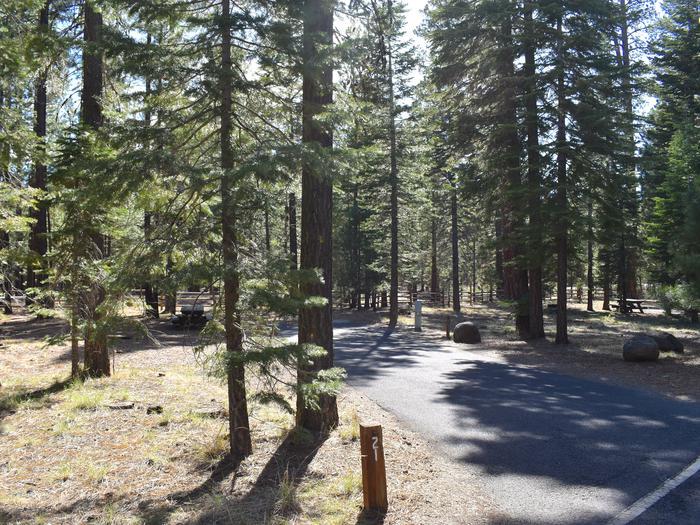 Site #21Merrill Campground, Site #21