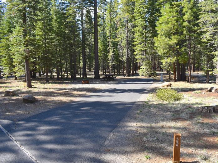 Site #22Merrill Campground, Site #22