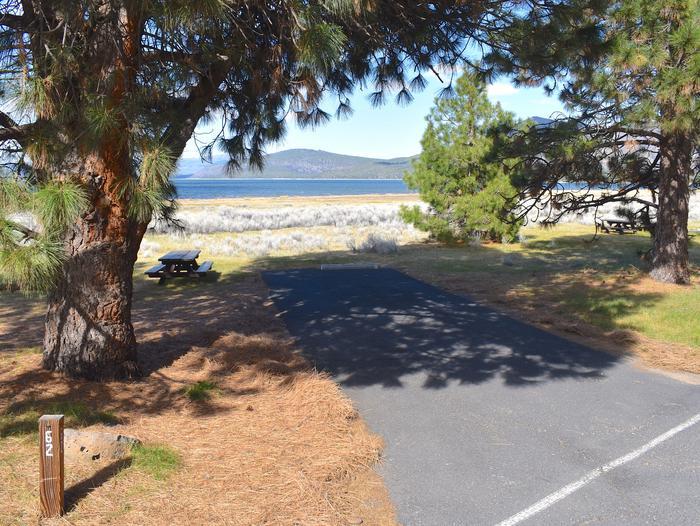 Site #62Merrill Campground, Site #62