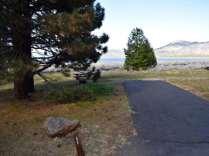 Site #66Merrill Campground, Site #66