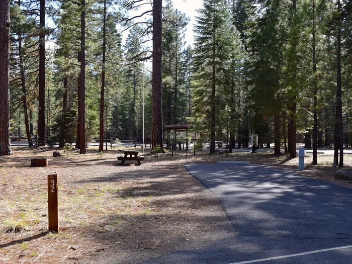 Site #92Merrill Campground, Site #92