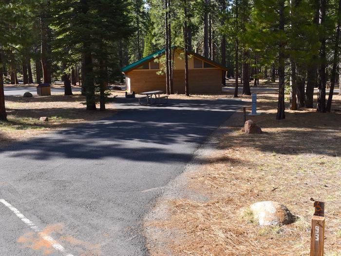Site #93Merrill Campground, Site #93