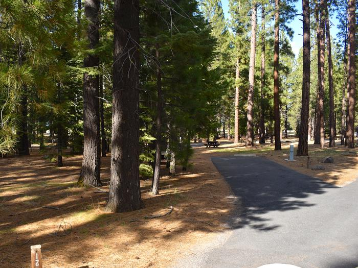 Site #121Merrill Campground, Site #121