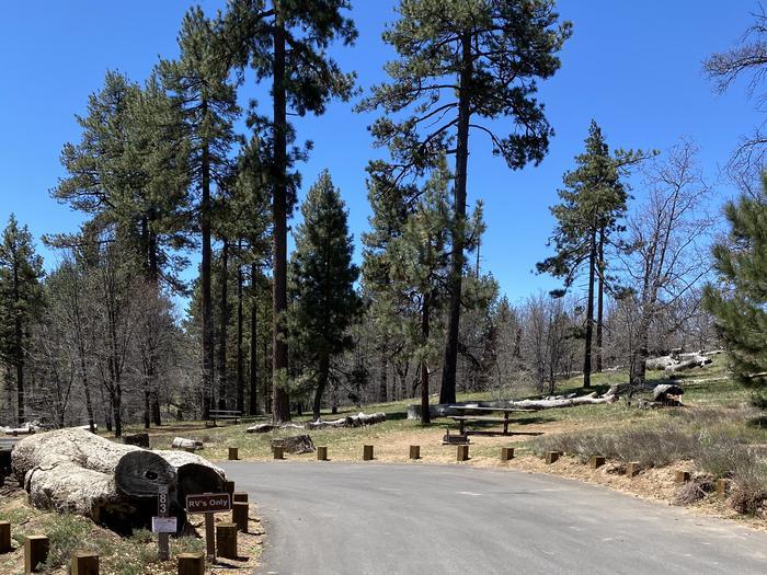 Laguna campsite #83