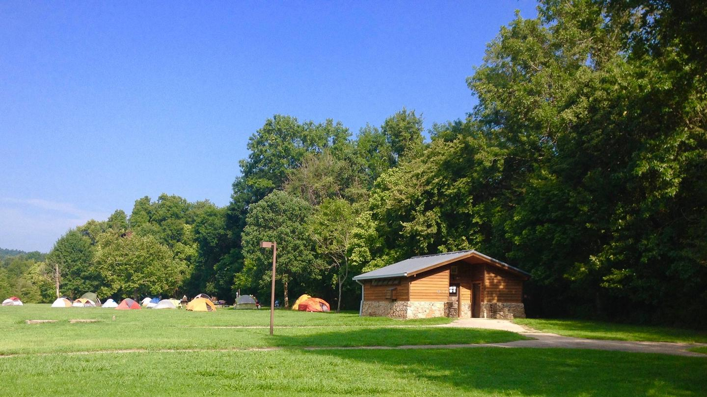Tyler Bend Group Sites