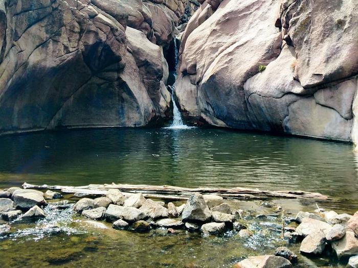 Water Hole SwimFun Area