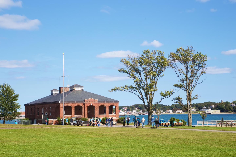 Peddocks Island Visitor Center