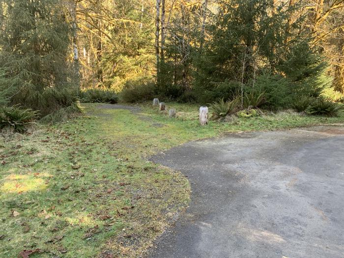 campsite parking areaC62