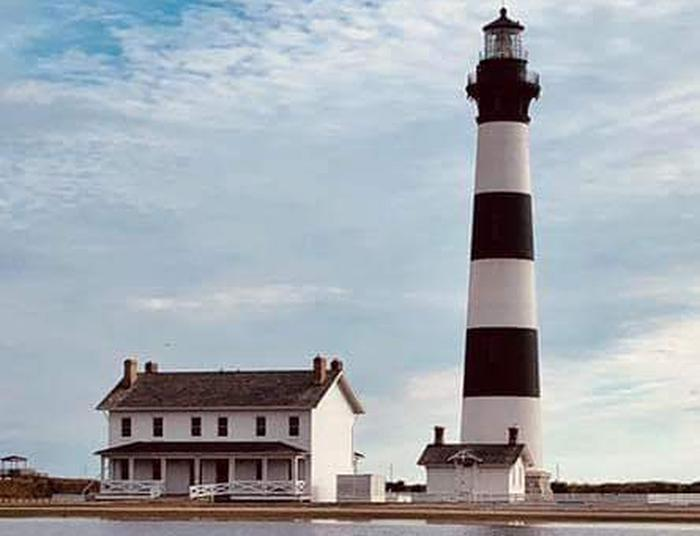 Bodie Island Lighthouse Visitor CenterBodie Island Lighthouse