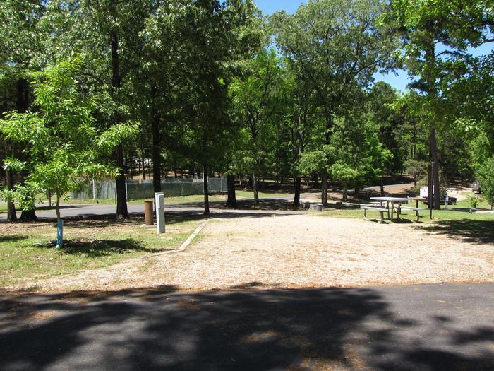 Campsite 22Kirby Landing campsite # 22