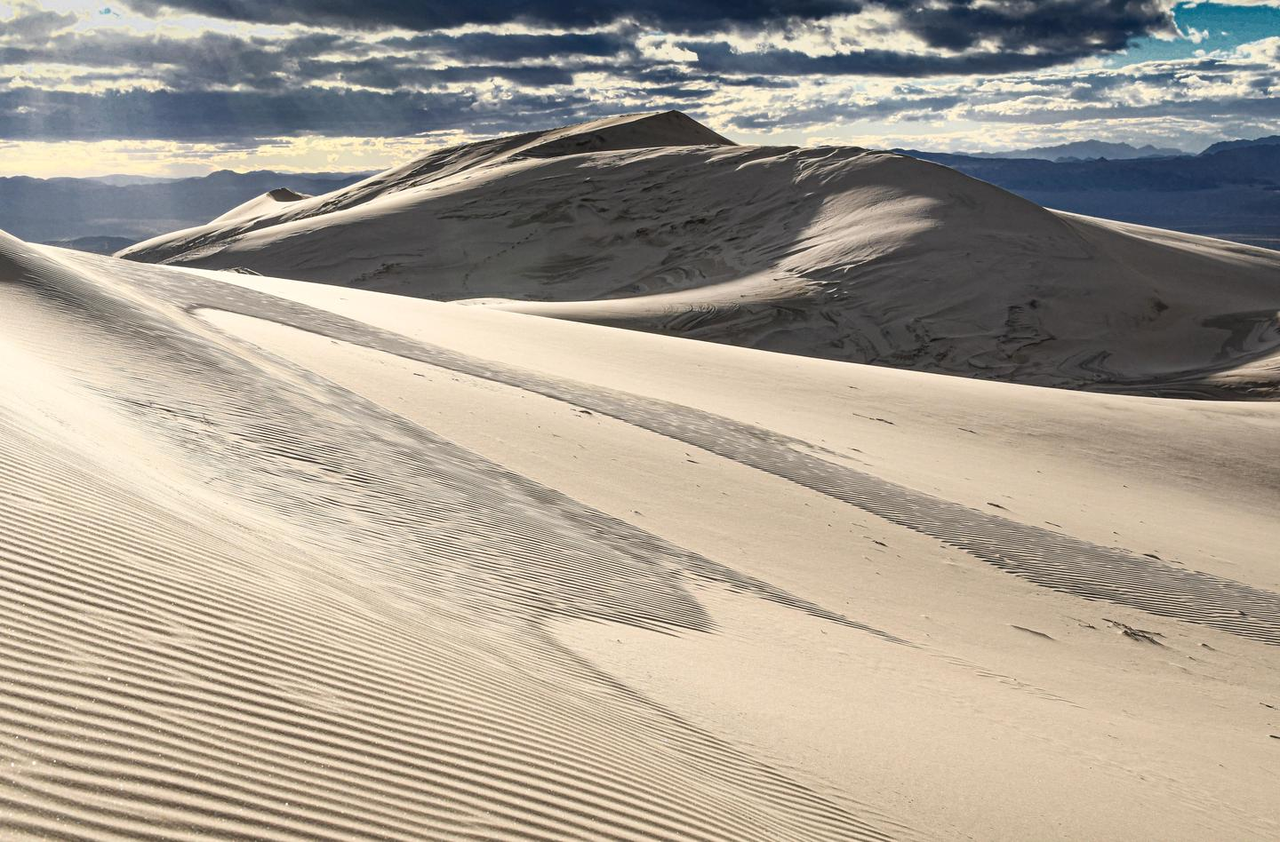Kelso DunesKelso Dunes is the most popular hike at Mojave National Preserve.