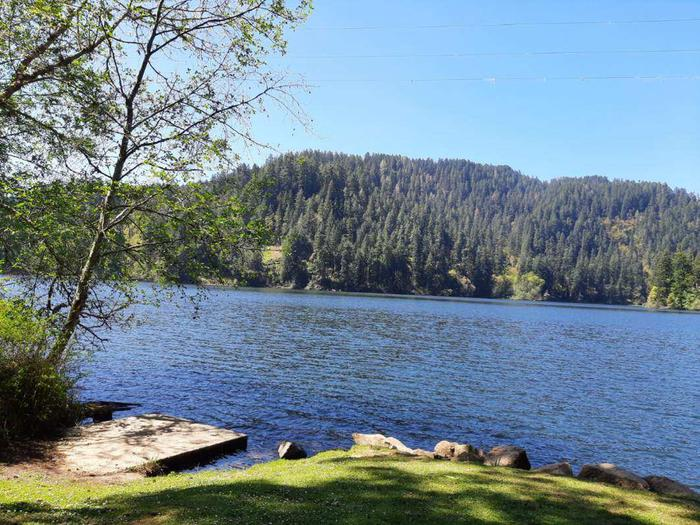 East Shore Day Use on Loon LakeEast Shore Campground .5 miles from Loon Lake