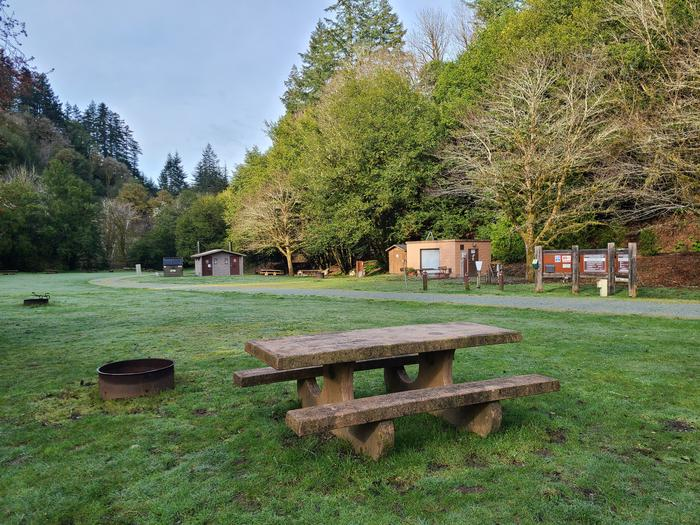 Edson Campground
