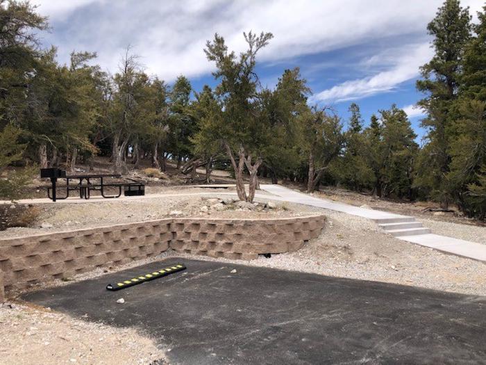 Hilltop Site 3 pad
