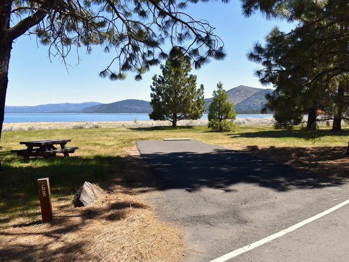 Site #68Merrill Campground, Site #68