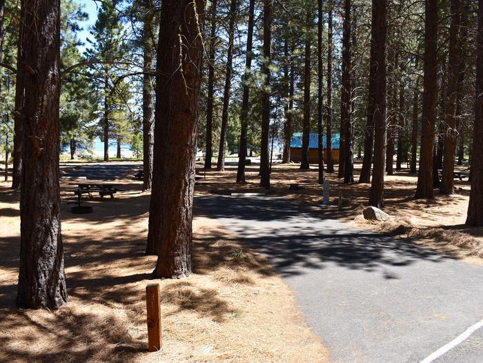 Site #31Merrill Campground, Site #31