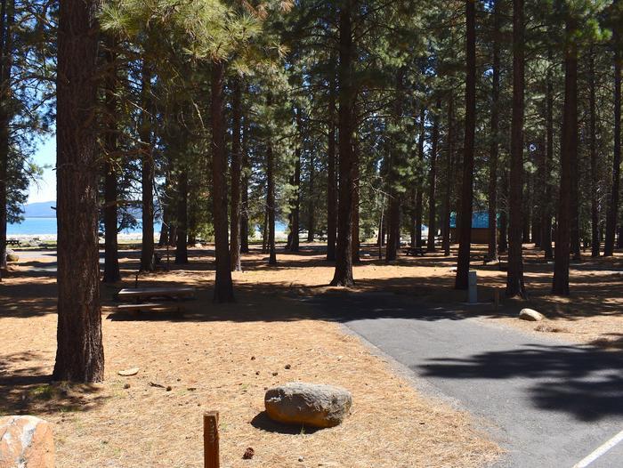 Site #33Merrill Campground, Site #33