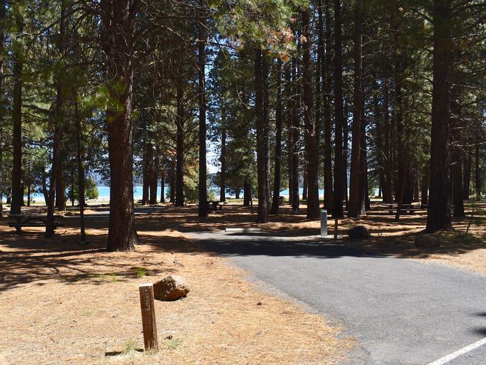 Site #39Merrill Campground, Site #39