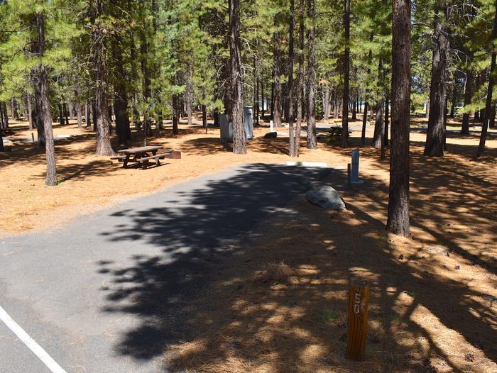 Site #50Merrill Campground, Site #50