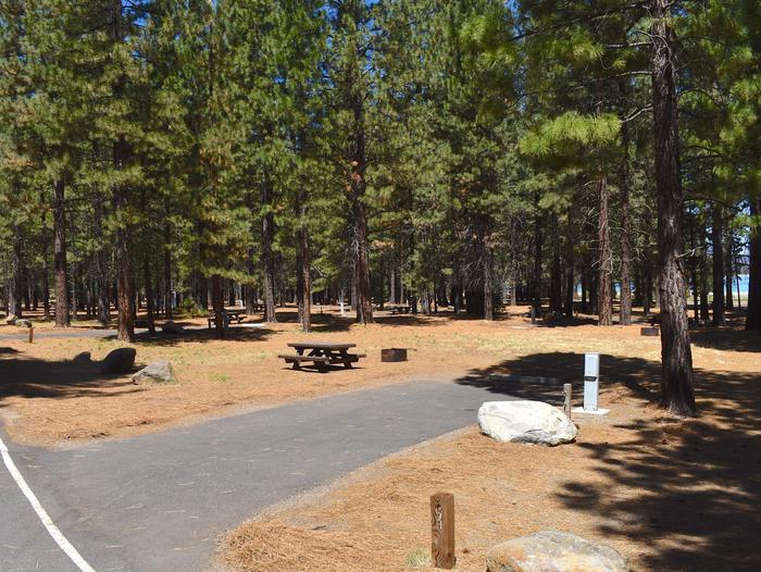 Site #54Merrill Campground, Site #54