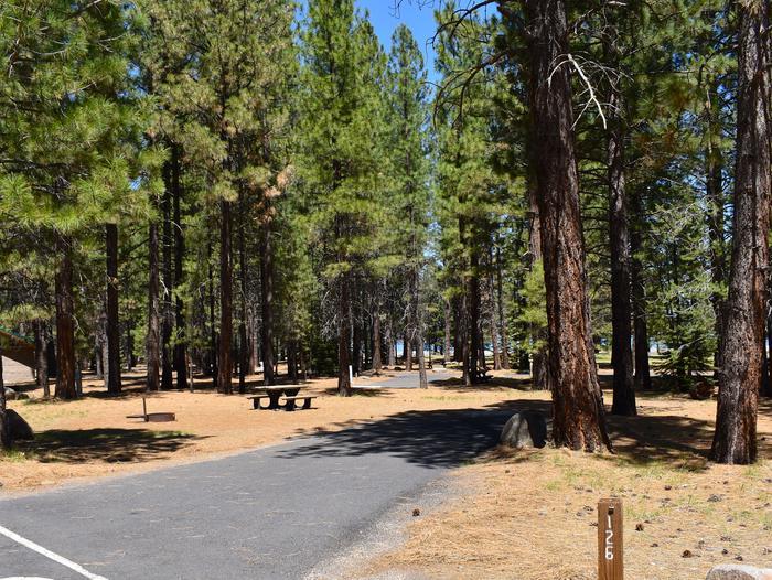 Site #126Merrill Campground, Site #126