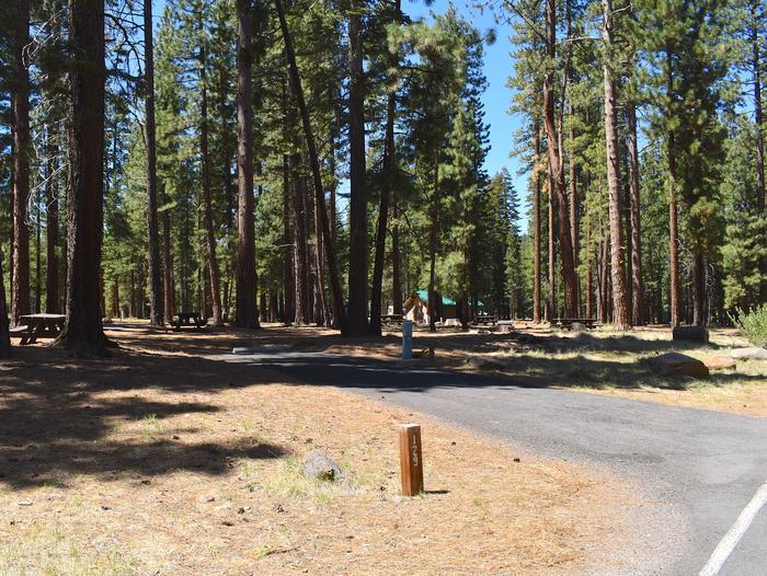 Site #129Merrill Campground, Site #129