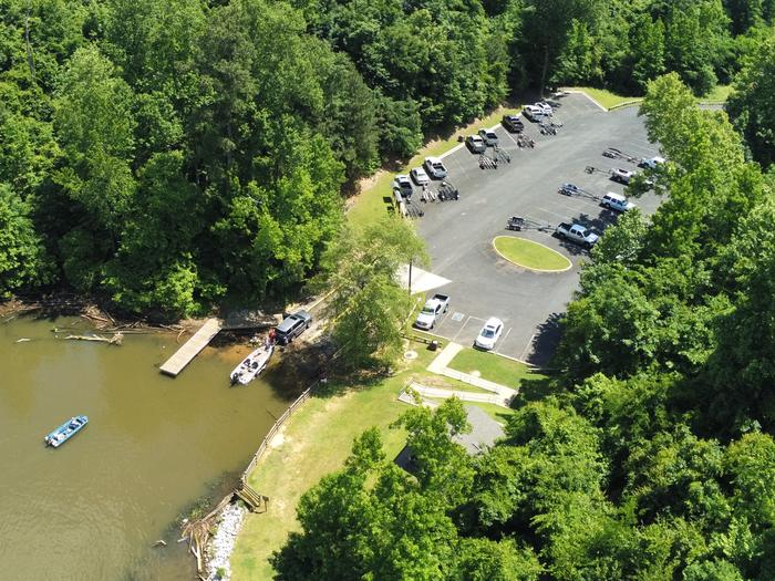 Preview photo of Rock Quarry Boat Ramp