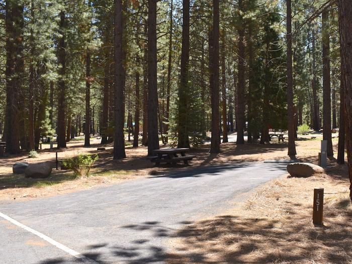Site #151Merrill Campground, Site #151