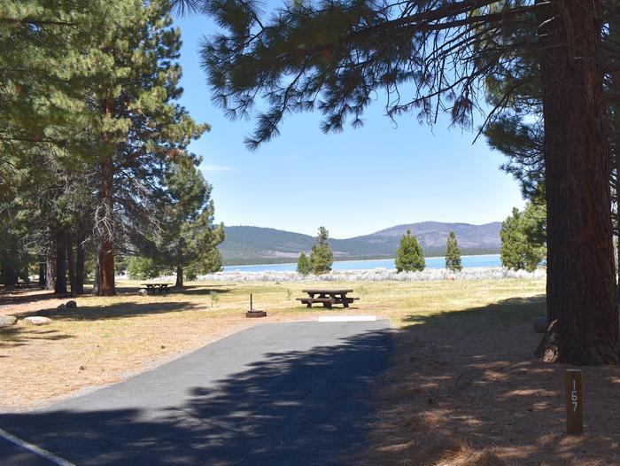 Site #167Merrill Campground, Site #167