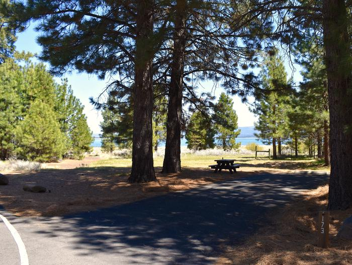 Site #173Merrill Campground, Site #173