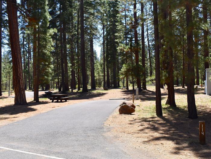 Site #114Merrill Campground, Site #114
