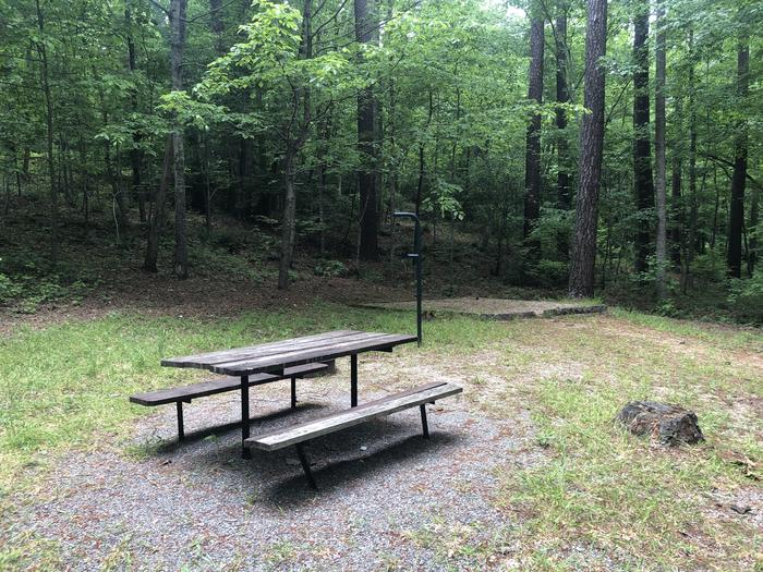 Flat primitive site