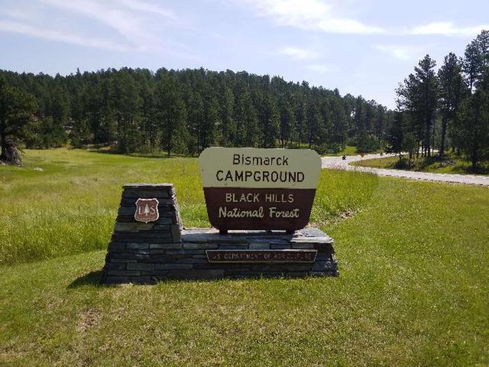 Entrance Main Sign