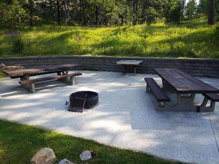 Picnic Table Area