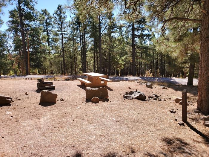 Lakeview Campground, AZ