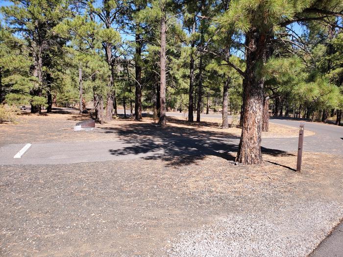 Bonito Campground site 24