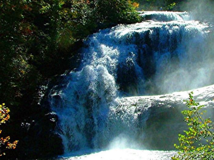 Lower FallsLower Falls Trailhead